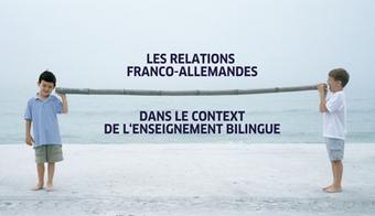 Les rapports franco-allemands dans le contexte de l'enseignement bilingue   Hallo France,  Hallo Deutschland     !!!!   Scoop.it