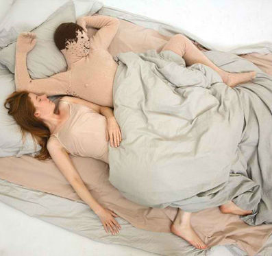 My Knitted Boyfriend: Body Pillow for Lonely People | Art, Design & Technology | Scoop.it