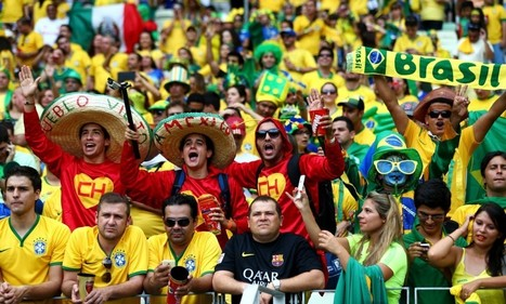 Brazil's World Cup 2014 carnival has altered perceptions of football | World Cup | Scoop.it