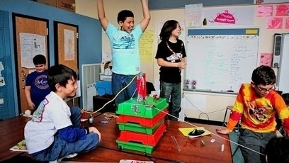 Boss Level: Collaborative Student-Led Learning at Quest to Learn | Leading Learning | Scoop.it