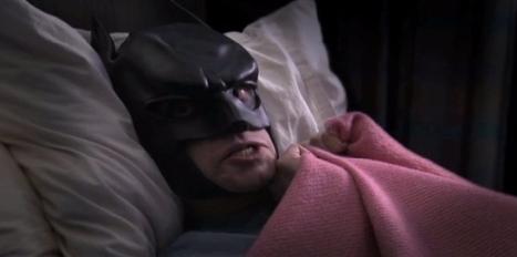 Batman s'incruste dans des scènes de films cultes - Vidéos de Pub - Créa   Insolite, Weird News   Scoop.it