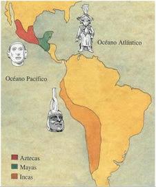 Historia Universal: Las altas civilizaciones de América precolombina | Un viaje a la América Precolombina | Scoop.it