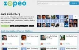 Zopeo. Un autre moteur de recherche de personnes. | Les outils du Web 2.0 | Scoop.it
