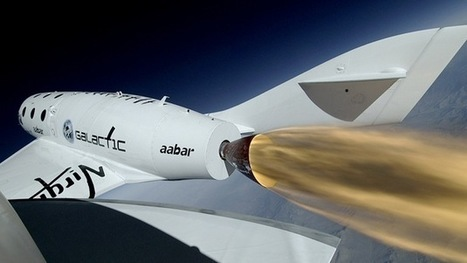 Aviones orbitales de Virgin Galactic: de Londres a Sídney en dos ... | Aviones | Scoop.it