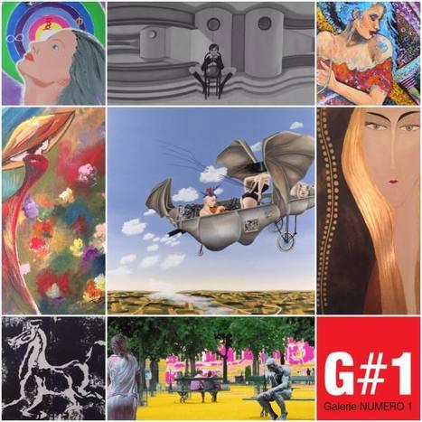 APPEL À CANDIDATURE ! Exposition Onirique Rêverie avec Galerie Numéro 1 | Art Exhibition in Paris | Scoop.it