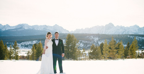 Winter Wedding Inspiration from O'Malley Photographers | Wedding Planning | Scoop.it