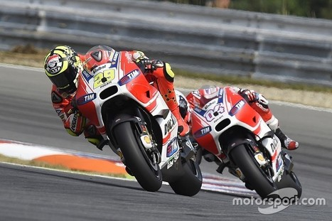 Marquez tips Ducati to win races in 2016 | Ductalk Ducati News | Scoop.it