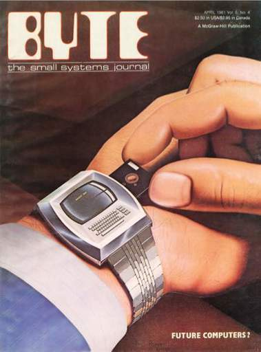 This 1981 Computer Magazine Cover Explains Why We're So Bad at Tech Predictions | Tech-Geekery | Scoop.it