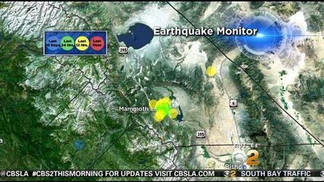 Earthquake swarm: Why 600 mini-quakes hit Mammoth Lakes, Calif. | Science is our friend | Scoop.it