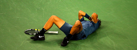 Nadal Is Strong Enough to Cry. Are You? | #BetterLeadership | Scoop.it