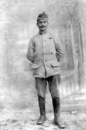 Gaston Simonet, soldat de la Grande Guerre - MyHeritage.fr - Blog francophone   Rhit Genealogie   Scoop.it