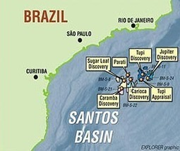 India's OVL may block Chinese bid to buy into Brazil oilfield | Sustain Our Earth | Scoop.it