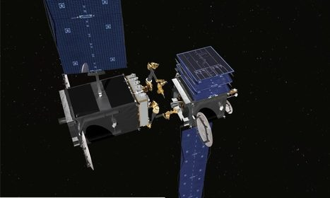 DARPA to establish satellite-servicing consortium to discuss on-orbit repair standards | SpaceNews.com | The NewSpace Daily | Scoop.it