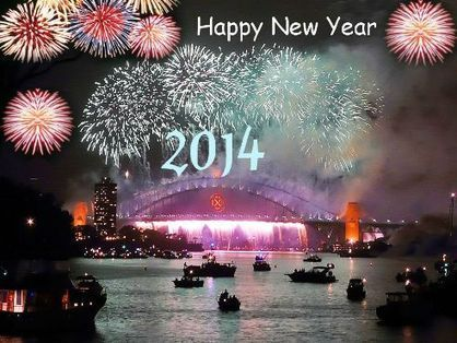 Happy New Year 2014 Wallpapers, HD Wallpapers, Background Images, 3d wallpaper   Happy Wishes 2014, Birthday SMS, Wishes, Quotes, Text Messages, Greetings   Scoop.it