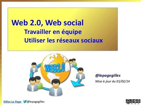 Web2.0 pour collaborer et réseaux sociaux pour communiquer | Français Langue Etrangère et Technologies | Scoop.it