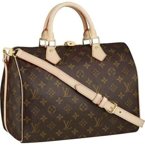 Louis Vuitton Outlet Speedy 30 Monogram Canvas M40391 Handbags | Louis Vuitton Bags Outlet | Scoop.it