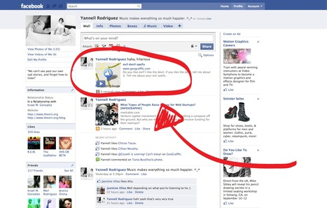 16 Top Facebook Engagement Strategies: Doesn't Everyone See My Posts? | Get Noticed Online | Scoop.it