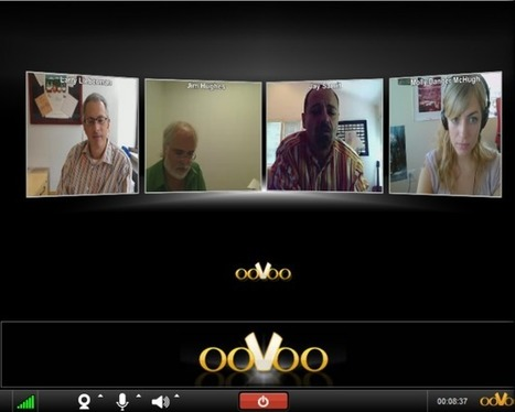 Social chat client ooVoo unveils four-way mobile video chat   iFilmmaking   Scoop.it