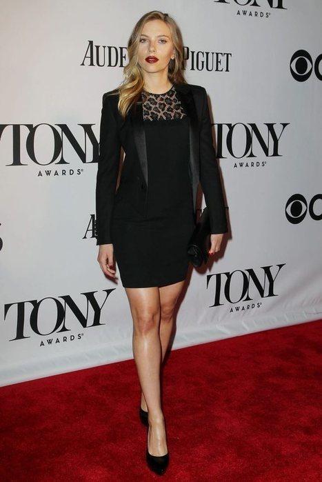 Stars take to Tony Award red carpet in dramatic fashion - The Sunshine Coast Daily   Bold Fashion   Scoop.it