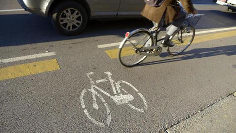 If You Live Near A Bike Lane, You're Probably Healthier | Kickin' Kickers | Scoop.it