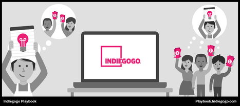 Indiegogo Playbook | Crowdfunding, Giving Days, and Social Fundraising for Nonprofits | Scoop.it