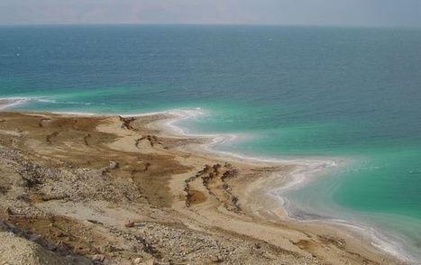 El mar Muerto podría secarse en 2050 | Las Personas y el Medio Ambiente. | Scoop.it