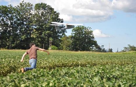 'Skywalker': aeronautical technology to improve maize yields in Zimbabwe | Rise of the Drones | Scoop.it
