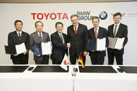 BMW and Toyota Deepen Collaboration   Autos   Life   Epoch Times   Bimmer   Scoop.it