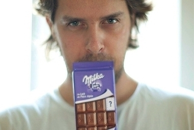 Português que roubou o último quadrado de Milka... premiado com Ouro | Marketing, Comunicação e Liderança | Scoop.it
