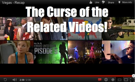 How to Remove the Related Videos from a YouTube Video…Simplified. | Social Marketing | Scoop.it