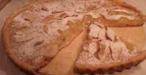 Crostata vegan alla crema di limone | Alimentazione Naturale | Scoop.it