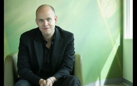 Spotify CEO Daniel Ek Talks Royalties, Social and The Future | Evolver.fm | MUSIC:ENTER | Scoop.it