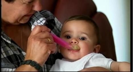 Niños alérgicos por falta de lactancia materna | Salud Natural | Scoop.it