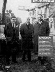 Il y a 20 ans, c'était des flamands d'extrême droite qui partaient se battre en Yougoslavie!   activism   Scoop.it