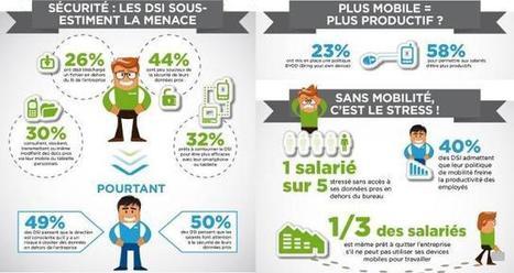 BYOD : Les Français veulent pouvoir travailler avec leurs outils personnels | BYOD | Scoop.it