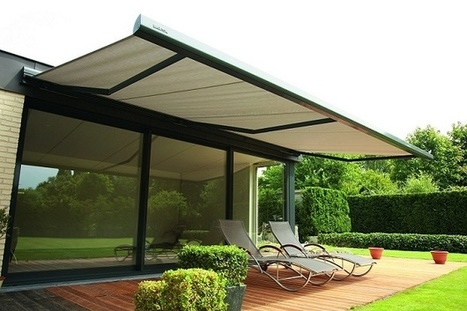 Patio Awnings Ideas For Your Patio area Design | HomeBigIdea.com | What's Interesting and Trending Around The Web, United States and The World | Scoop.it