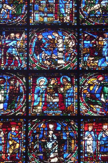 Gloria de la Edad Media: Catedrales góticas: síntesis de fé y arte   Arquitectura Divina   Scoop.it
