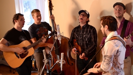 Folk Alley Presents: The Infamous Stringdusters, 'I'll Get Away' - NPR   Acoustic Guitars and Bluegrass   Scoop.it