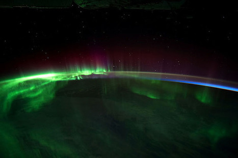 A Time-Lapse Message From the ISS to All of Humankind   Digital-News on Scoop.it today   Scoop.it