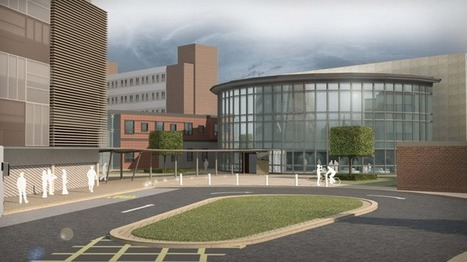 Willmott Dixon bags £11m Blackpool hospital upgrade Ι Construction Enquirer | high level glazing | Scoop.it