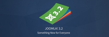 Joomla 3.2.1 Released - A Guide to its New Features | Joomla Web Services | Scoop.it