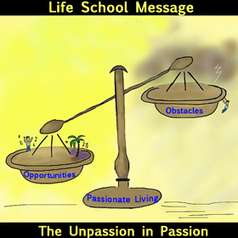 The unpassion in passion | Life School Pune | The unpassion in passion | Scoop.it