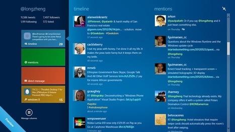 Download MetroTwit app for Windows 8 | royal | Scoop.it