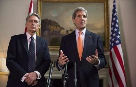 U.S., allies discuss new sanctions, Obama weighs next steps on Ukraine: Kerry | Global politics | Scoop.it