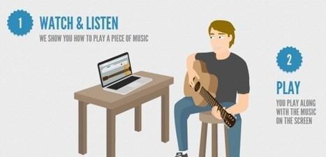 Aprender guitarra por Internet | EDUDIARI 2.0 DE jluisbloc | Scoop.it