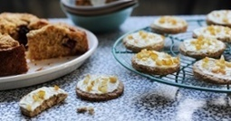 Beyond the flapjack: baking with oats - The Guardian   ♨ Family & Food ♨   Scoop.it