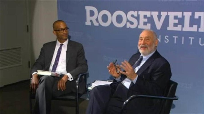 An interview with Joseph Stiglitz | money money money | Scoop.it