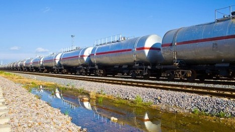 Feds order speed limits for oil trains | Sustain Our Earth | Scoop.it