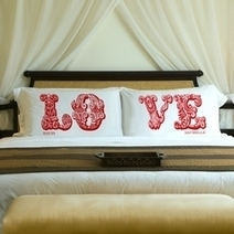 Personalized Couples Pillow Case Sets   Valentines Day   Scoop.it