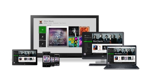 Xbox Music launches on iOS and Android, free streaming on the web | Music business | Scoop.it